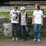u12: 1. Eddie Liebeck, 2. Kevin Roho, 3. Niels Bennett Lilienthal