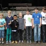 Mannschaftswertung 3. Platz Treptower SV 1049