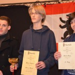 Die Sieger der AK u16