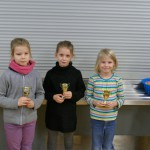 Sieger u8 Mädchenwertung