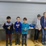 Sieger u8 Jungenwertung