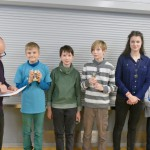 Sieger u12 DWZlos Jungenwertung