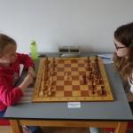 Sonja gegen Luise