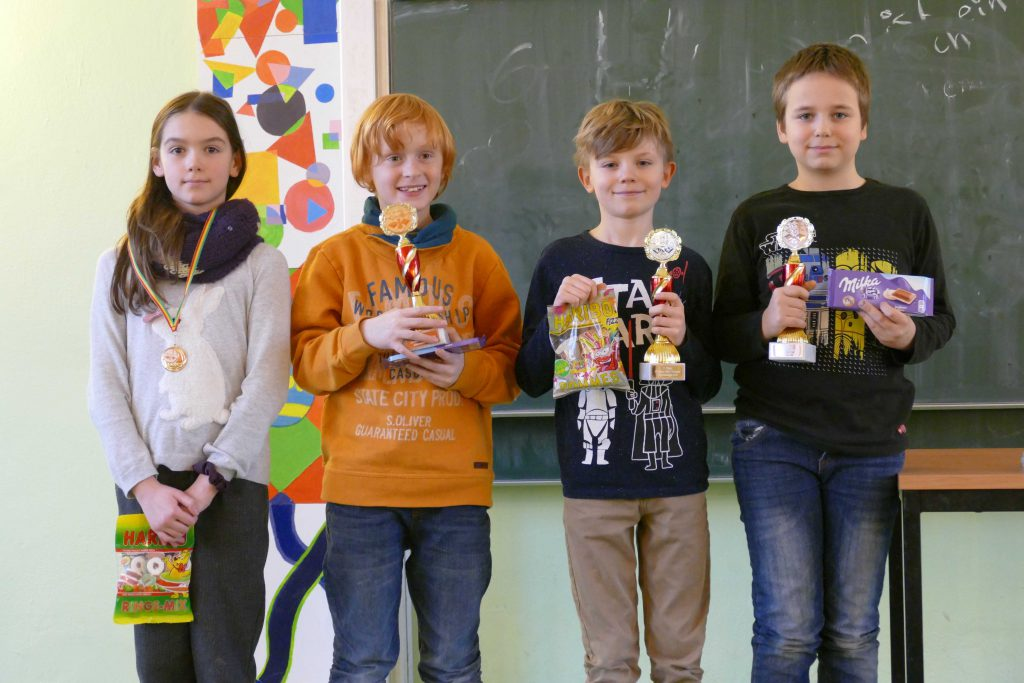 Laurenz belegt den Bronzerang im Großen ABC-Turnier